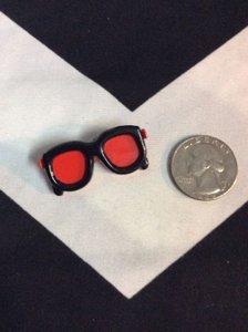 Pins Sunglasses Black Frame 1