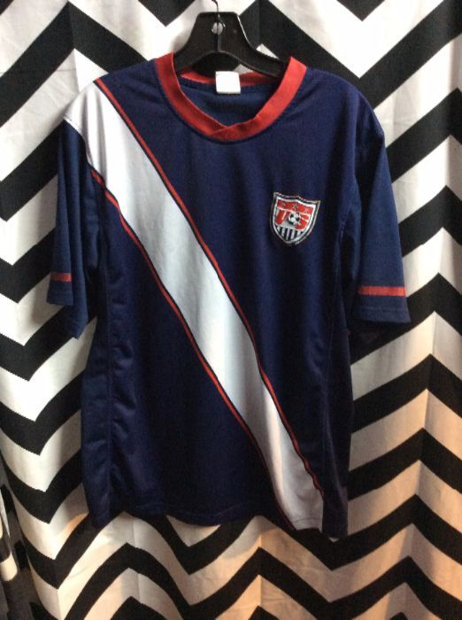 Team USA World Cup soccer jersey 1