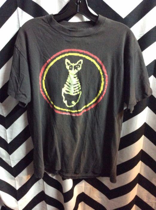 Fishbone Band Tshirt 1