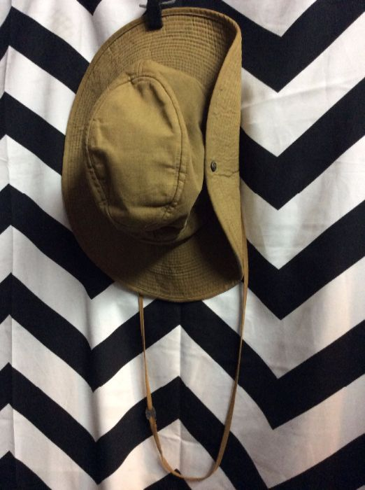 CANVAS FINSHING HAT 1
