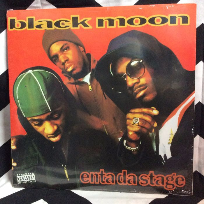 BW VINYL BLACK MOON ENTA DA STAGE 1