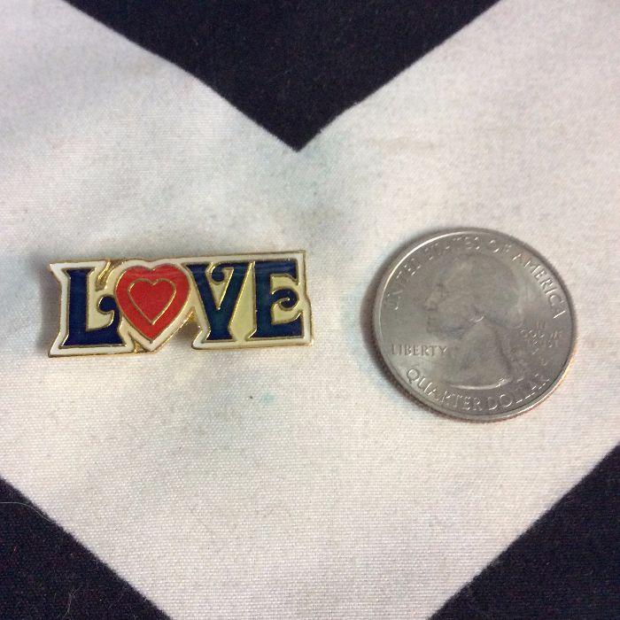 BW PIN- LOVE- 183 2