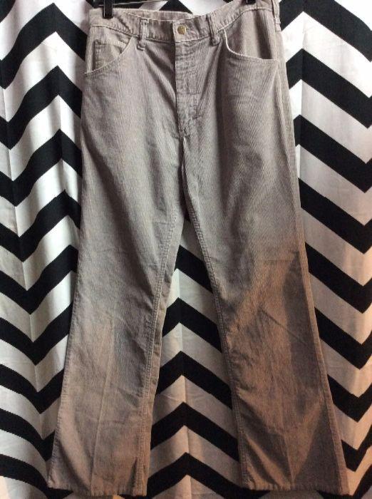 Pants Corduroy 1