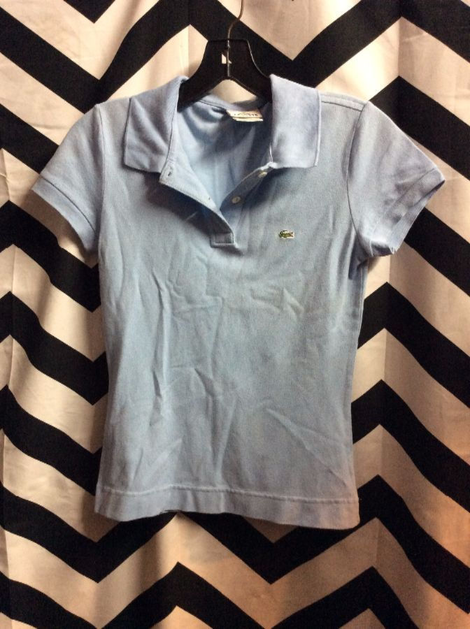 Retro LA COSTE Polo Shirt 1