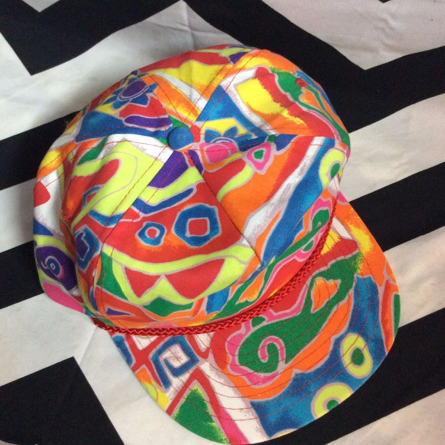 Fresh prince printed Hat deadstock 2