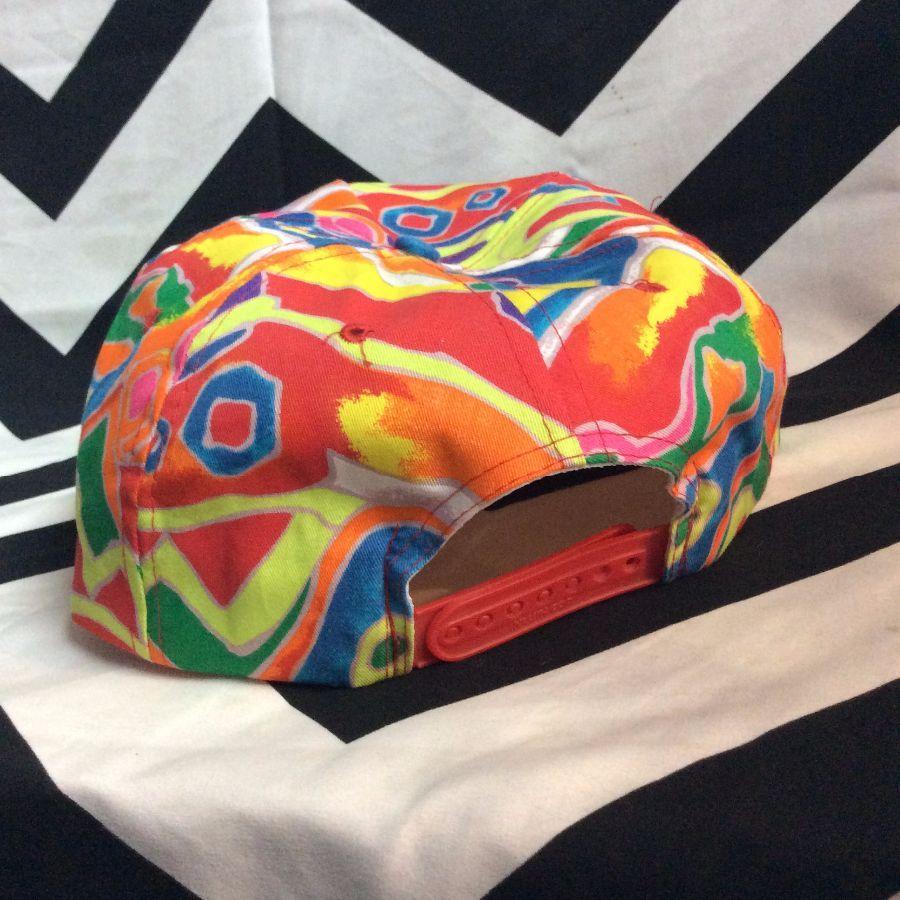 Fresh prince printed Hat deadstock 3