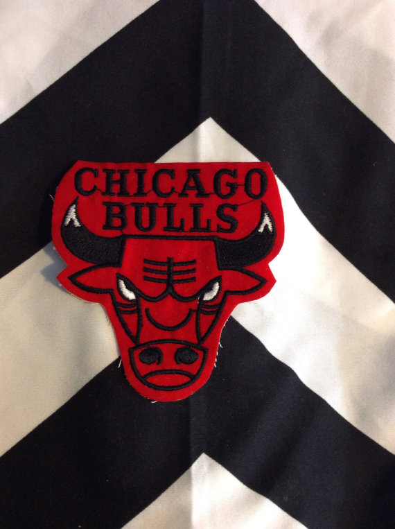 SM CHICAGO BULLS PATCH *DEADSTOCK* 0