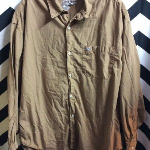 LS BD GEORGES MARCIANO GUESS SHIRT 1