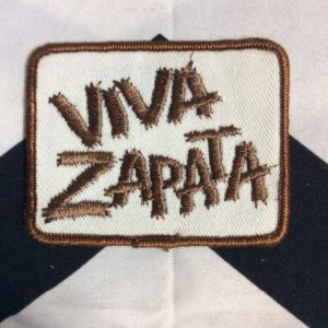 PATCH- VIVA ZAPATA! *OLD STOCK* 1