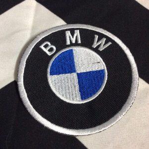 BMW EMBLEM - CIRCLE PATCH 1