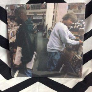 BW VINYL DJ SHADOW - ENDTRODUCING 1