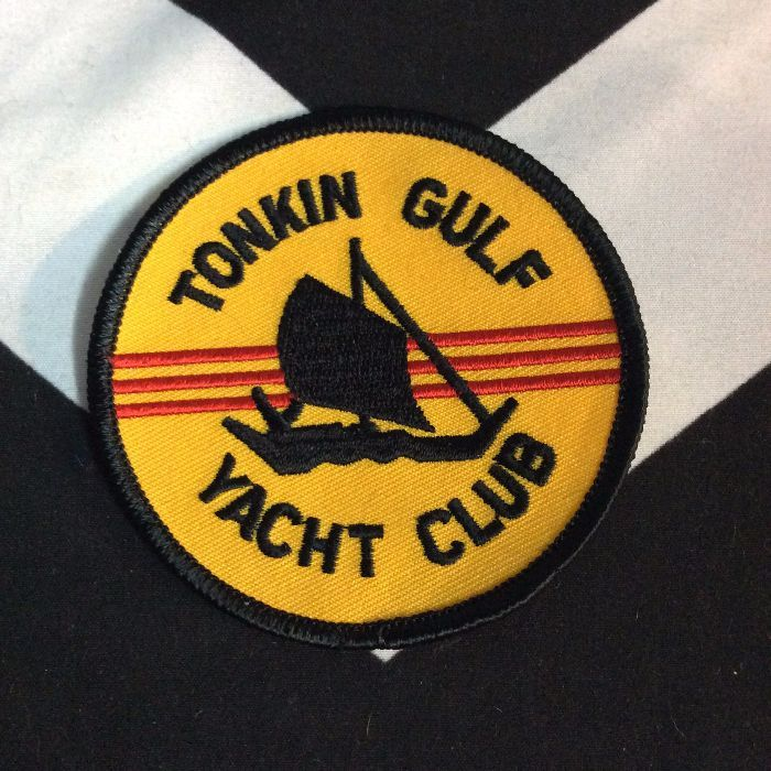 BW Patch- Tokin Gulf Yacht Club Patch PM-56 1