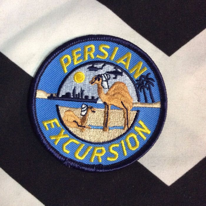 BW Patch- Persian Excursion Patch PM-189 1