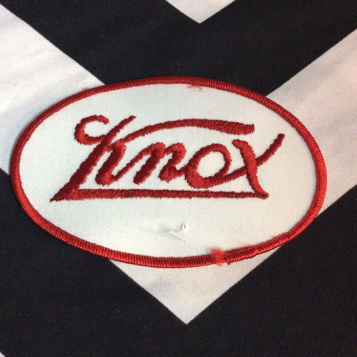 PATCH- KNOX NAME PATCH *OLD STOCK* 1