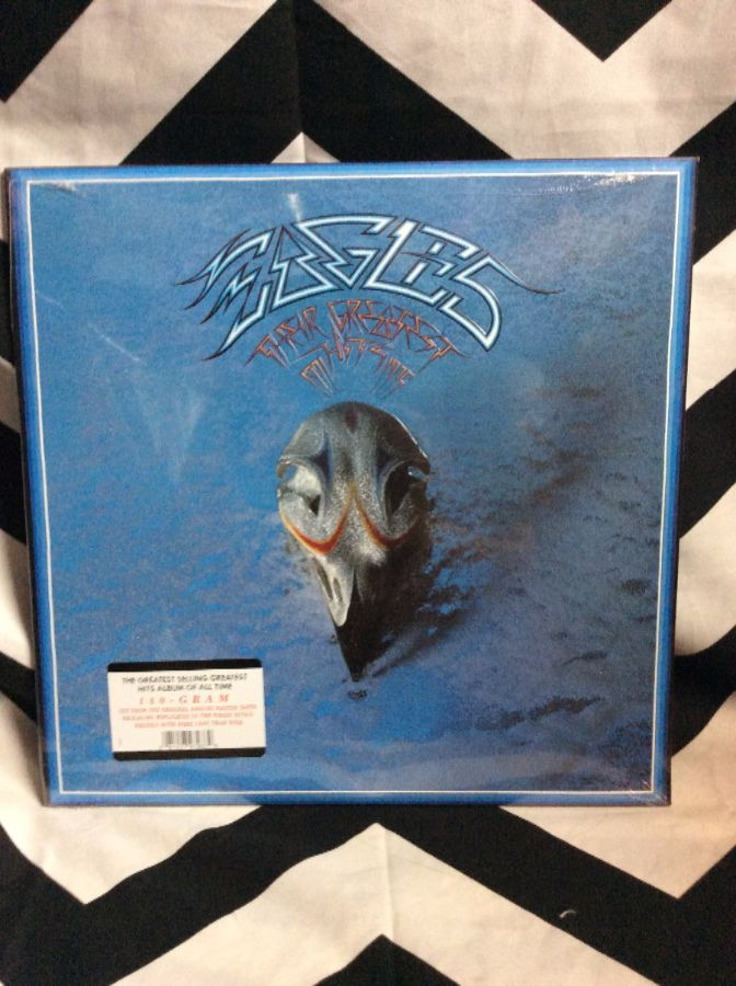 BW VINYL EAGLES GREATEST HITS 71 - 75 1