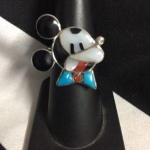 Zuni Tunes Mickey Mouse Head 1