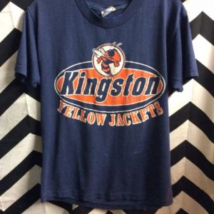 Tshirt Kingston Yellow Jackets 1