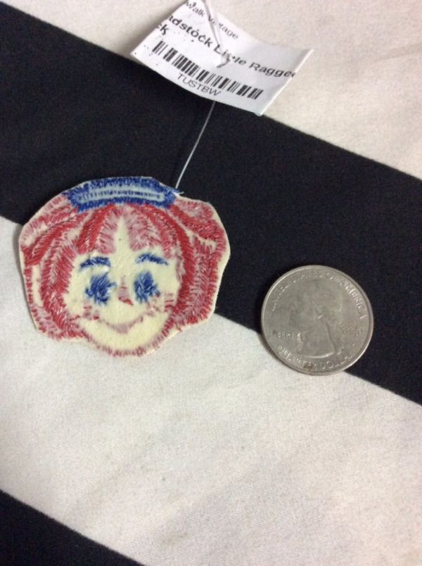 *Deadstock Little Raggedy Ann *old stock 2