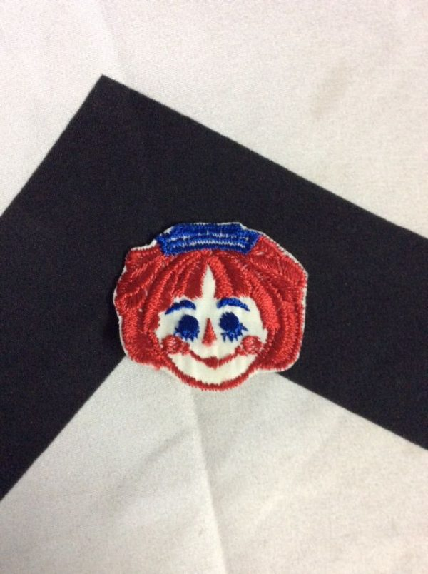*Deadstock Little Raggedy Ann *old stock 1
