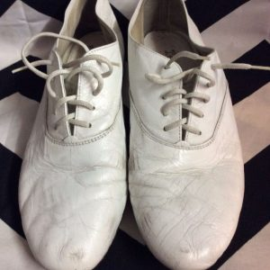 LEATHER OXFORDS LACE UP 1