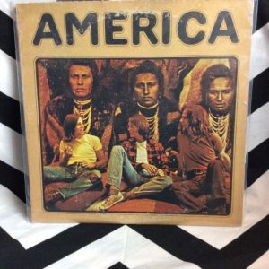 America (2) ?– America *glossy *as-is cover 1