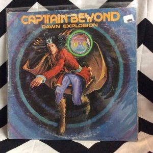 VINYL CAPTAIN BEYOND - DAWN EXPLOSION LP 1
