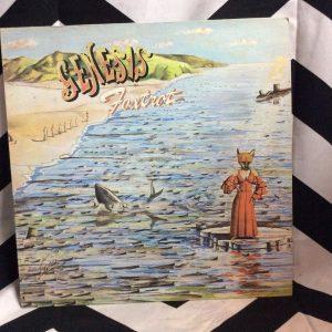 VINYL GENESIS - FOXTROT LP 1