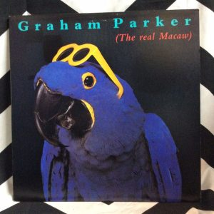 VINYL GRAHAM PARKER - THE REAL MACAW 1