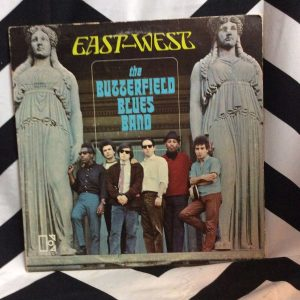 VINYL THE BUTTERFIELD BLUES BAND - EAST WEST 1