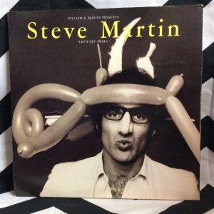 VINYL STEVE MARTIN LET'S GET SMALL LP 1