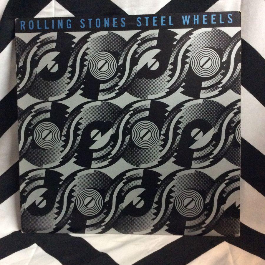 VINYL Rolling Stones ?– Steel Wheels 1