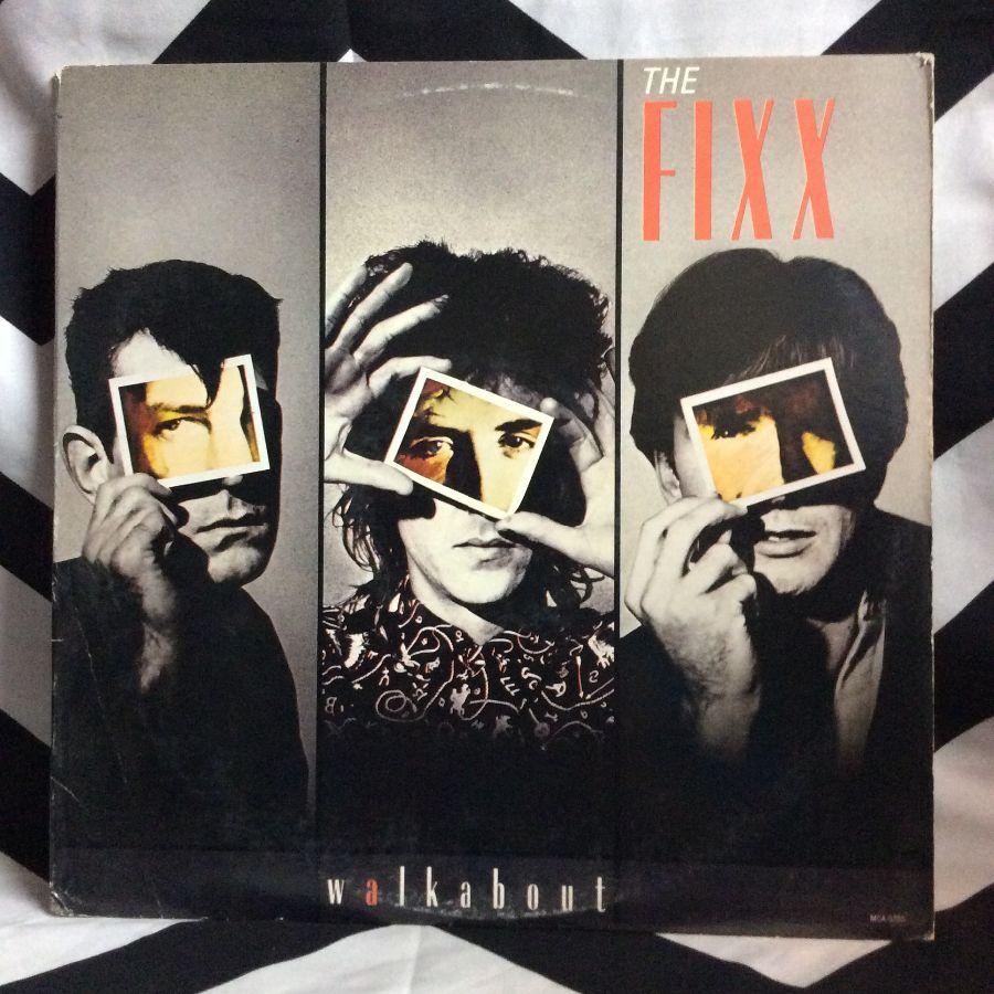 VINYL THE FIXX - WALKABOUT 1