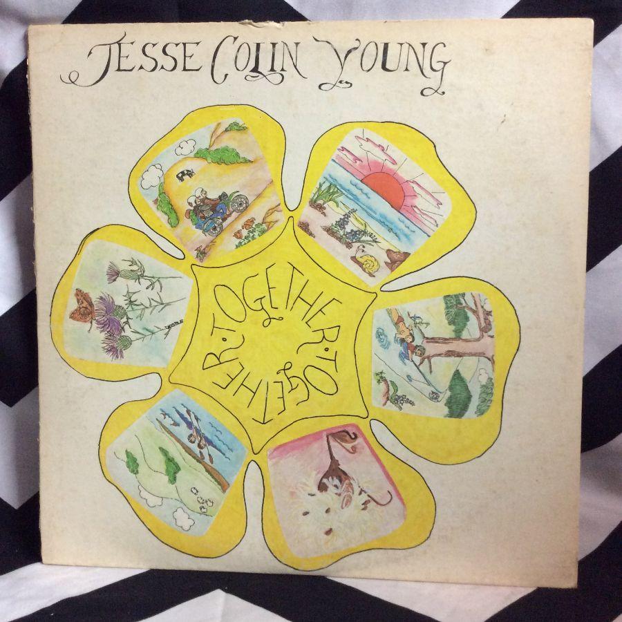 VINYL JESSE COLIN YOUNG - TOGETHER TOGETHER 1