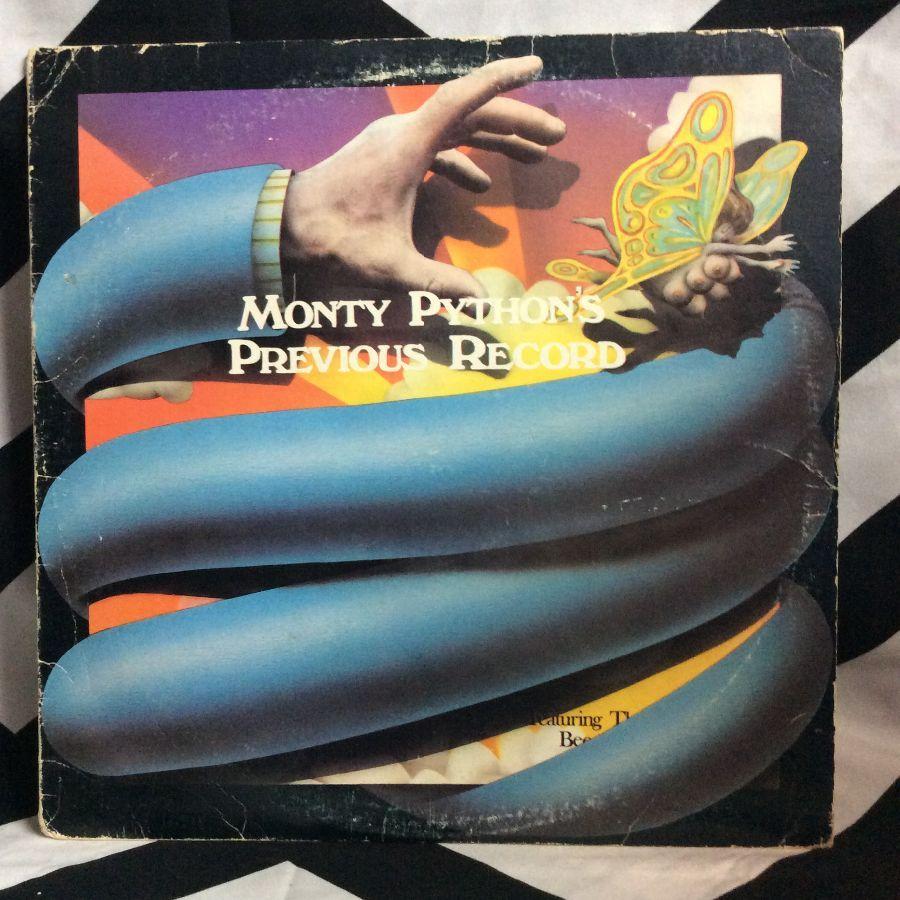 VINYL MONTY PYTHON'S PREVIOUS RECORD 1