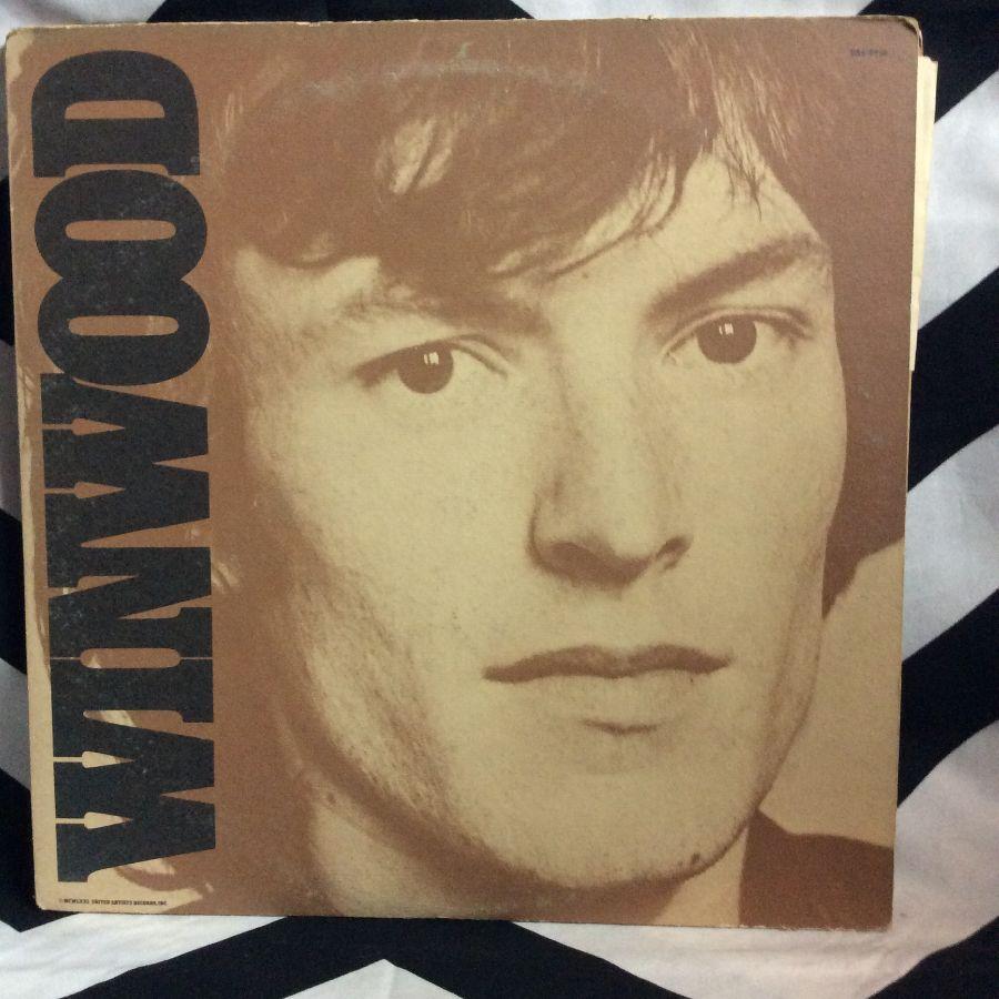 VINYL WINWOOD - WINWOOD DOUBLE RECORDS 1