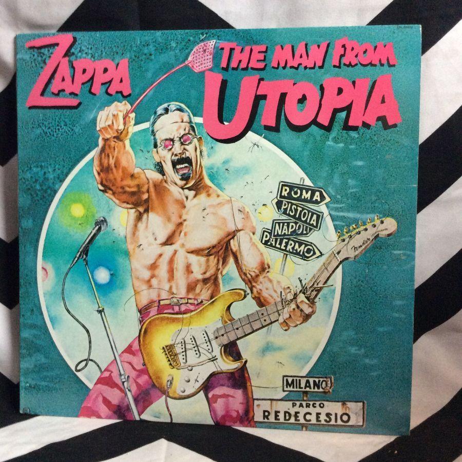 VINYL ZAPPA - THE MAN FROM UTOPIA 1