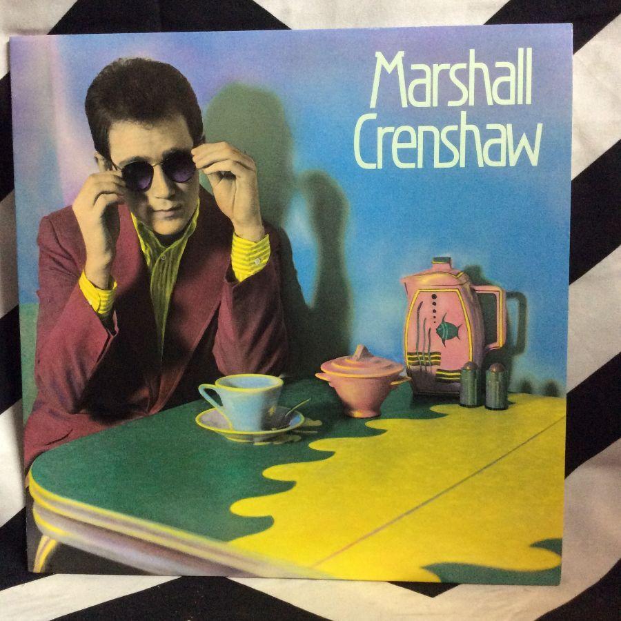 VINYL MARSHALL CRENSHAW - MARSHALL CRENSHAW 1