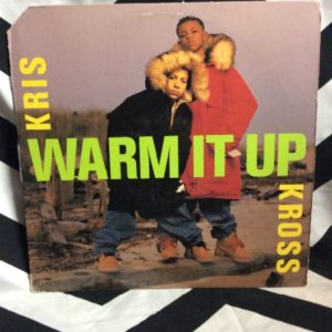 KRIS KROSS - WARM IT UP SINGLE 3