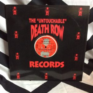 DEATH ROW RECORDS - LADY OF RAGE SINGLE 3