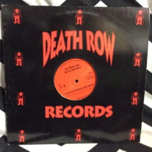 DEATH ROW RECORDS - DAZ / J-FLEX SINGLE 3