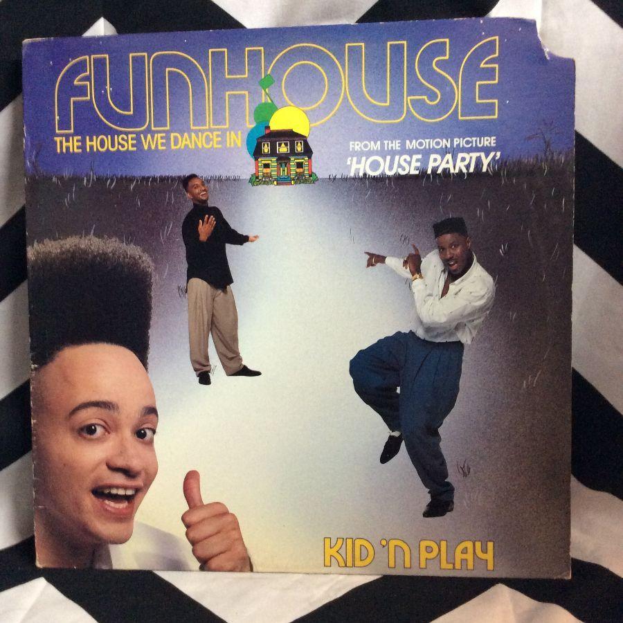 VINYL KID N PLAY - FUNHOUSE (HOUSE PARTY) SINGLE 1