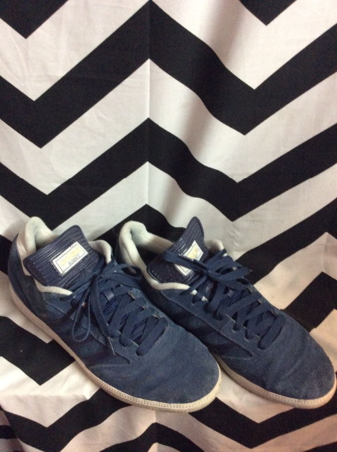 ADIDAS BUSENITZ SUEDE SHOES 1