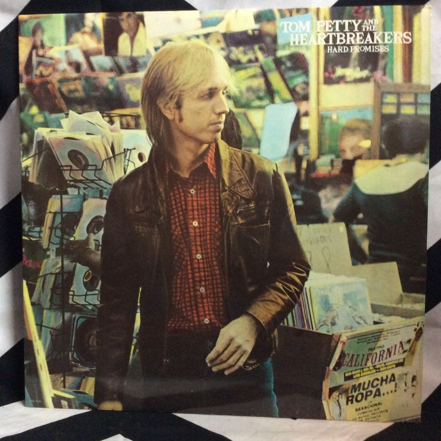 VINYL TOM PETTY AND THE HEARTBREAKERS - HARD PROMISES 1