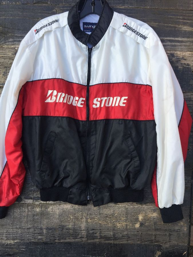 BRIDGESTONE RACING COLORBLOCK WINDBREAKER 1