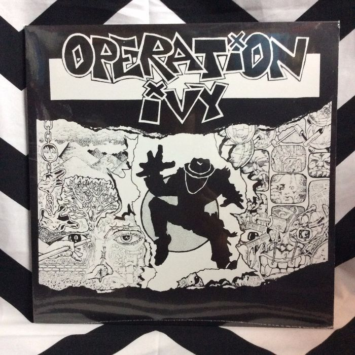BW VINYL Operation Ivy Energy 1