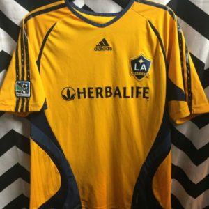 LA Galaxy soccer jersey MLS 1