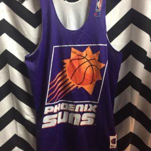 NBA Phoenix Suns practice jersey 1