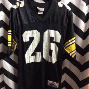 NFL Pittsburg Steelers #26 Woodson 1