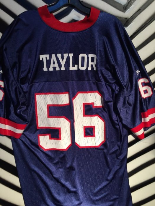 Reebok - Lawrence Taylor  56 throwback football Jersey » Boardwalk ... 26770bbd8