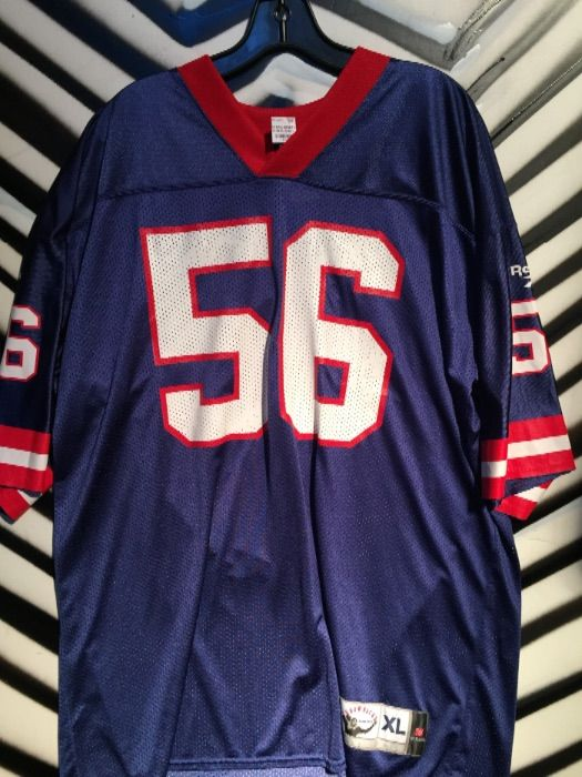 timeless design 45f80 e52db Reebok - Lawrence Taylor #56 throwback football Jersey